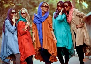 Beautiful Iranian girls after a nose surgery