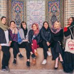 Female Tourists dress code in Iran