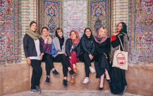 Female Tourists dress code in Iran
