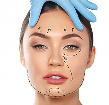 Face lift surgery in Iran