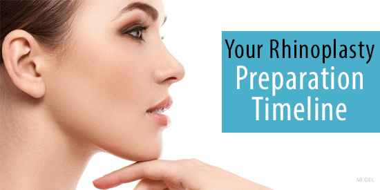 How to prepare for rhinoplasty?